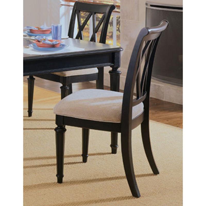 splat side chair 919 636 camden dark american drew