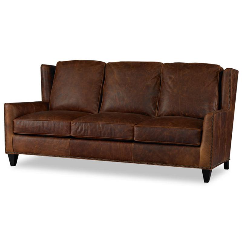 Stationary Sofa 559 95 Sadler Bradington Young Furniture At Denver Furniture Center Denver Nc
