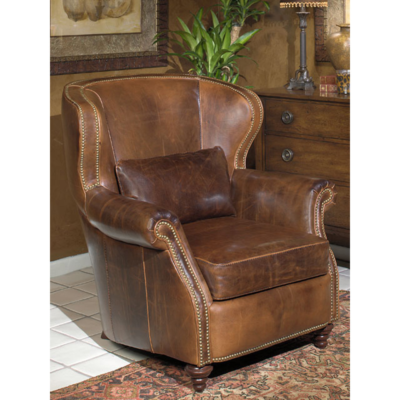 Stationary Chair 898 25 Ransom Bradington Young Furniture At Denver Furniture Center Denver Nc