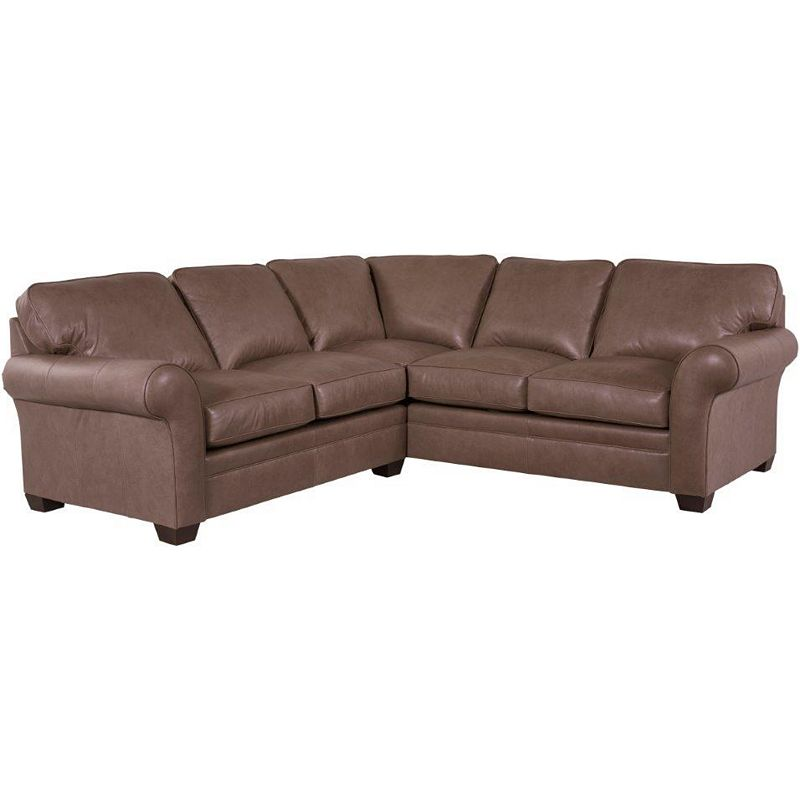 Sectional 7920 sectional zachary broyhill furniture at for Broyhill chaise