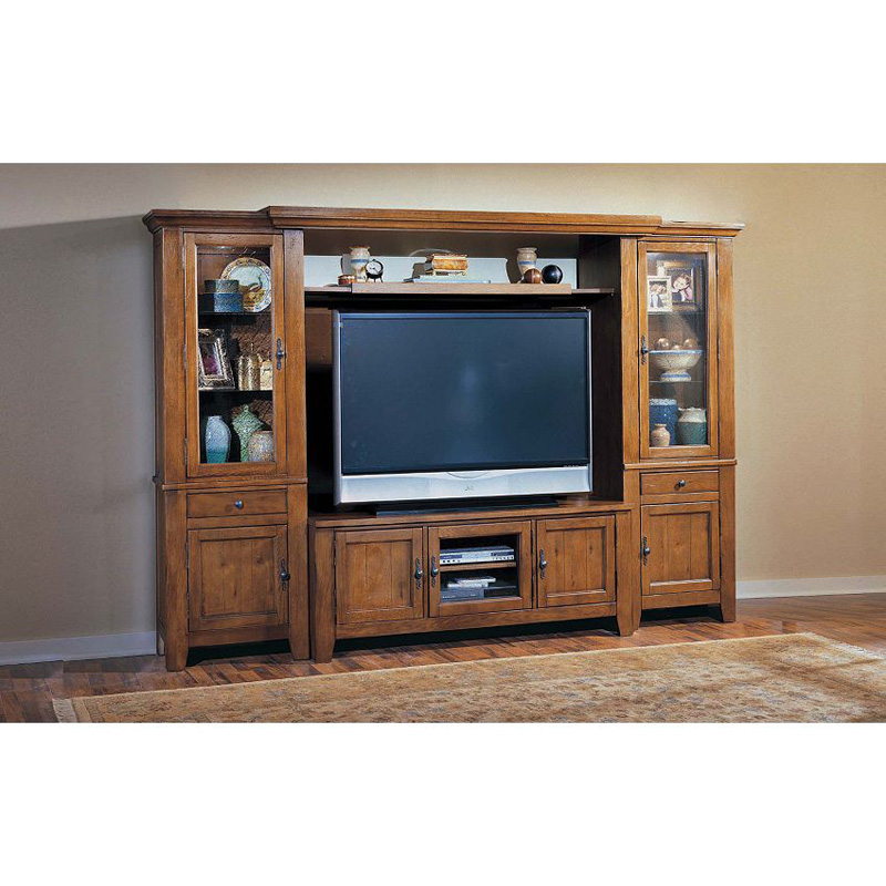 Entertainment Wall 3597 81s Attic Heirlooms Broyhill
