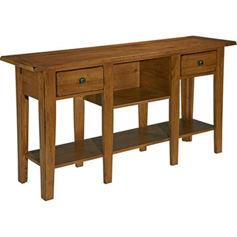 Sofa Table 3397 09s Attic Heirlooms Broyhill Furniture At