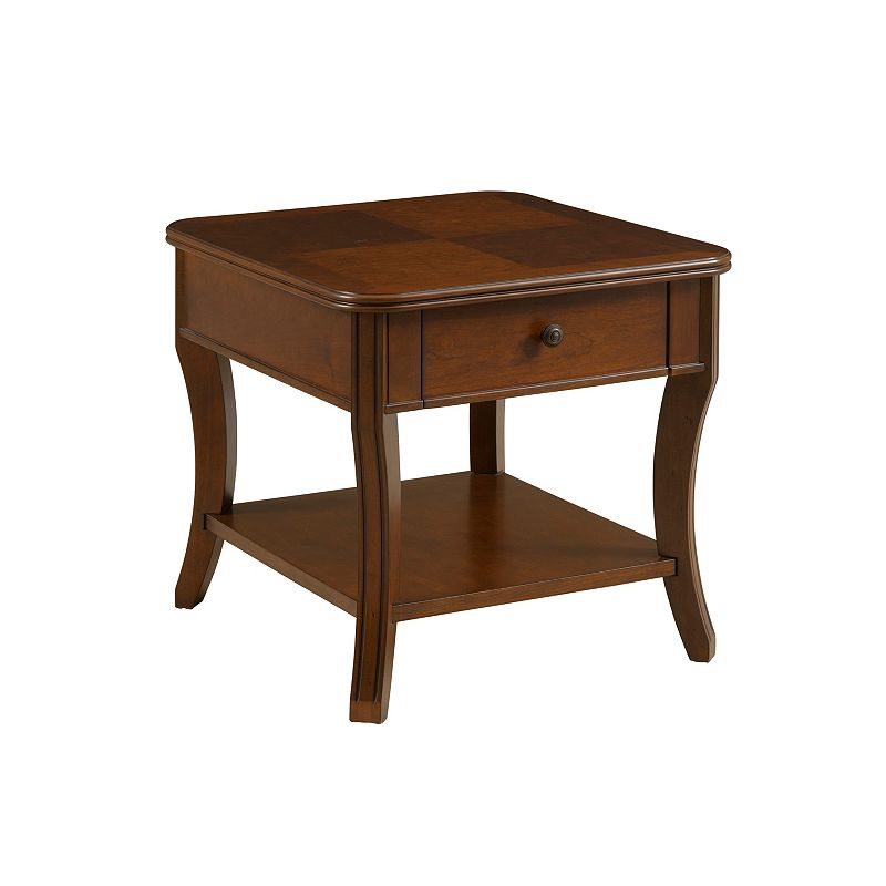 Drawer End Table 3368-002 Arisa Broyhill Furniture At