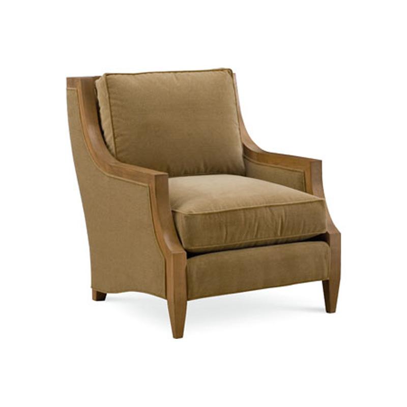Discount Online Furniture Outlet: Discount C.r. Laine Chair & Ottoman Denver Furniture