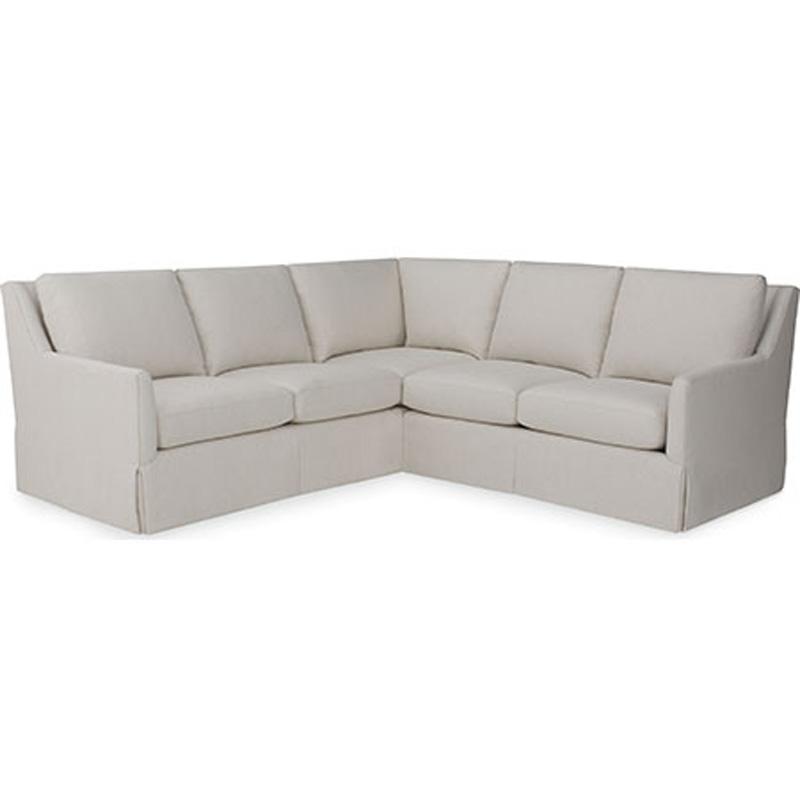 Sectional 259 Series Jennifer CR Laine Furniture at Denver