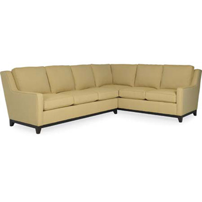 Carter Sectional 149 Series Sectional Cr Laine Furniture