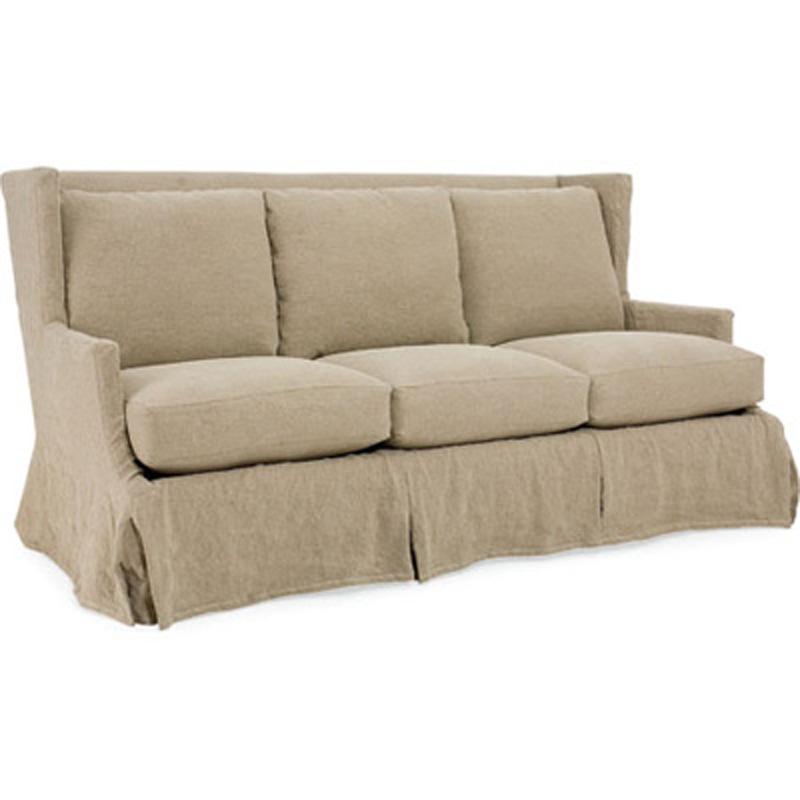 Garrison Slipcovered Sofa 2290 SC Slipcover CR Laine