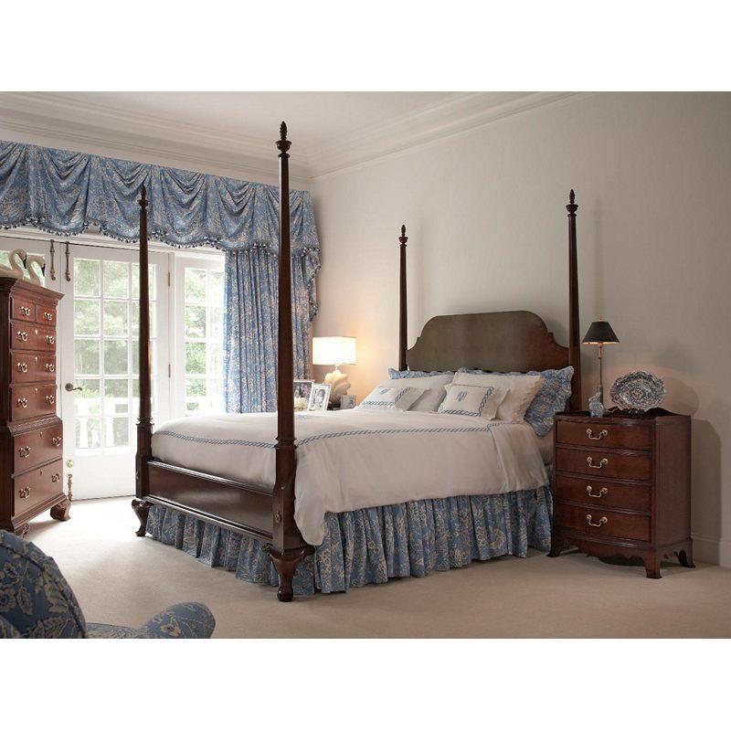 Richmond Bedside Table 1020 106 American Cherry Fine Furniture Design Furniture At Denver