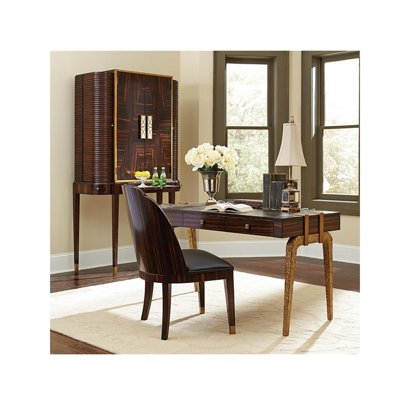 Delicieux Silver Screen Bar Cabinet Humphrey Bogart Fine Furniture Design
