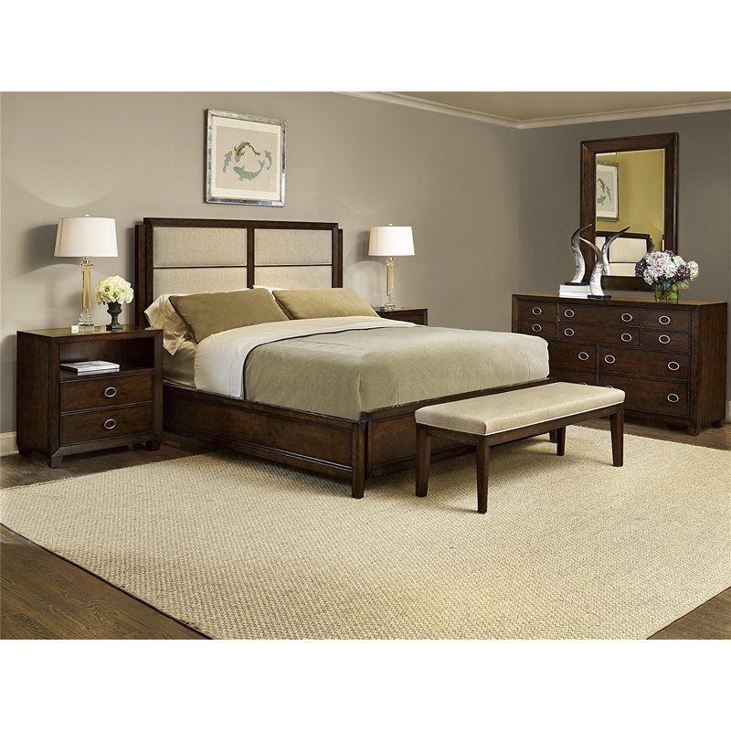 Bradbury Upholstered King Bed 1520 467u 468 469