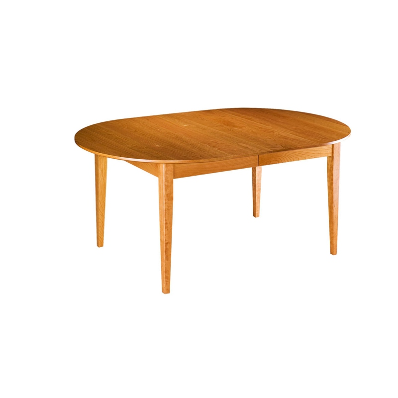 Oval Table with Two 18 inch Leaves Oscoda Gat Creek