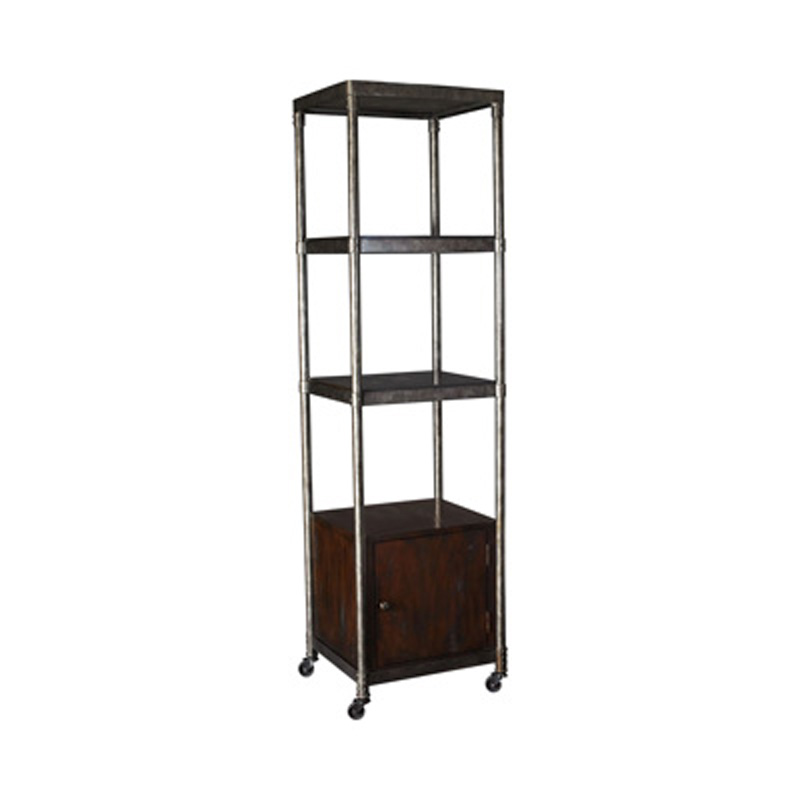 Etagere Shelf Frame And Wood T3002082 00b Structure