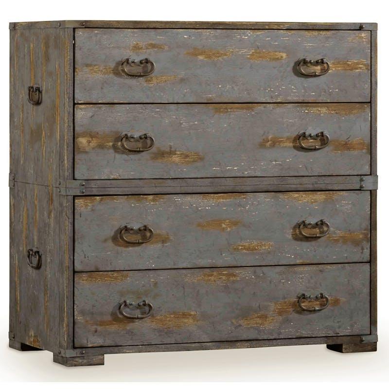 chest 5706 85001 true vintage hooker furniture at denver furniture center denver nc. Black Bedroom Furniture Sets. Home Design Ideas