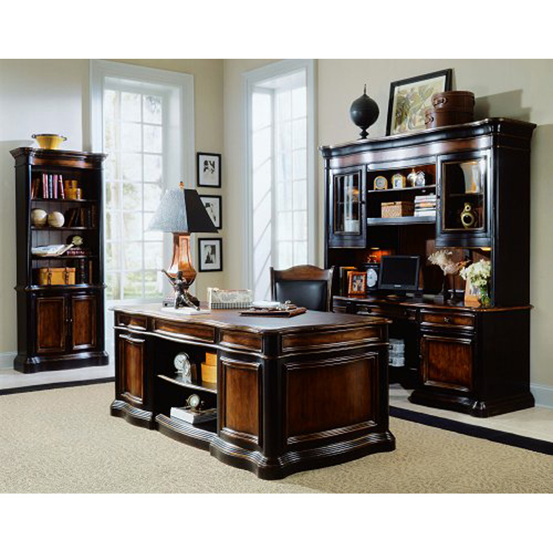 bookcase 864 10 445 preston ridge hooker furniture at