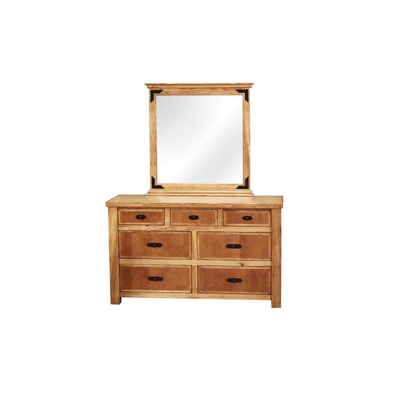 Mirror LHR100MIRR 100 LODGE International Furniture Direct