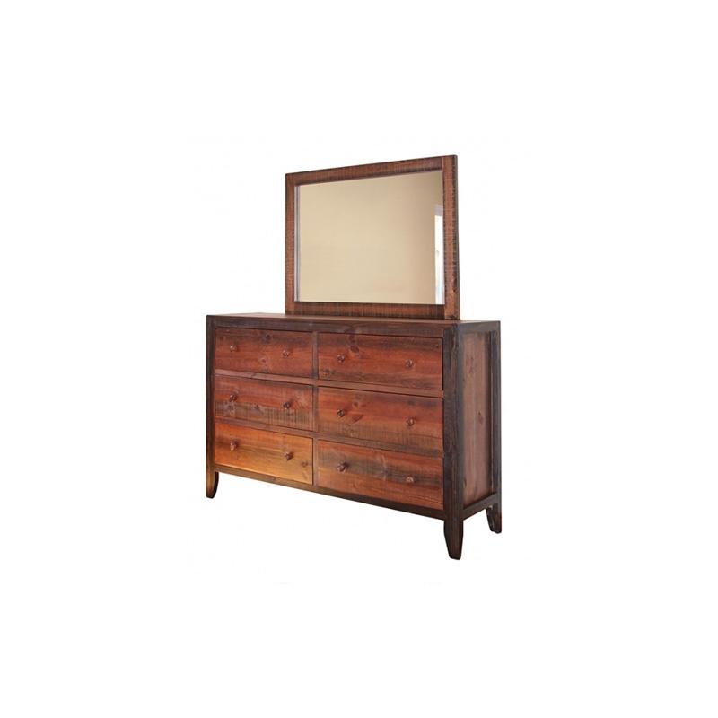 6 Drawer Dresser IFD916DSR 916 VECCHIA International