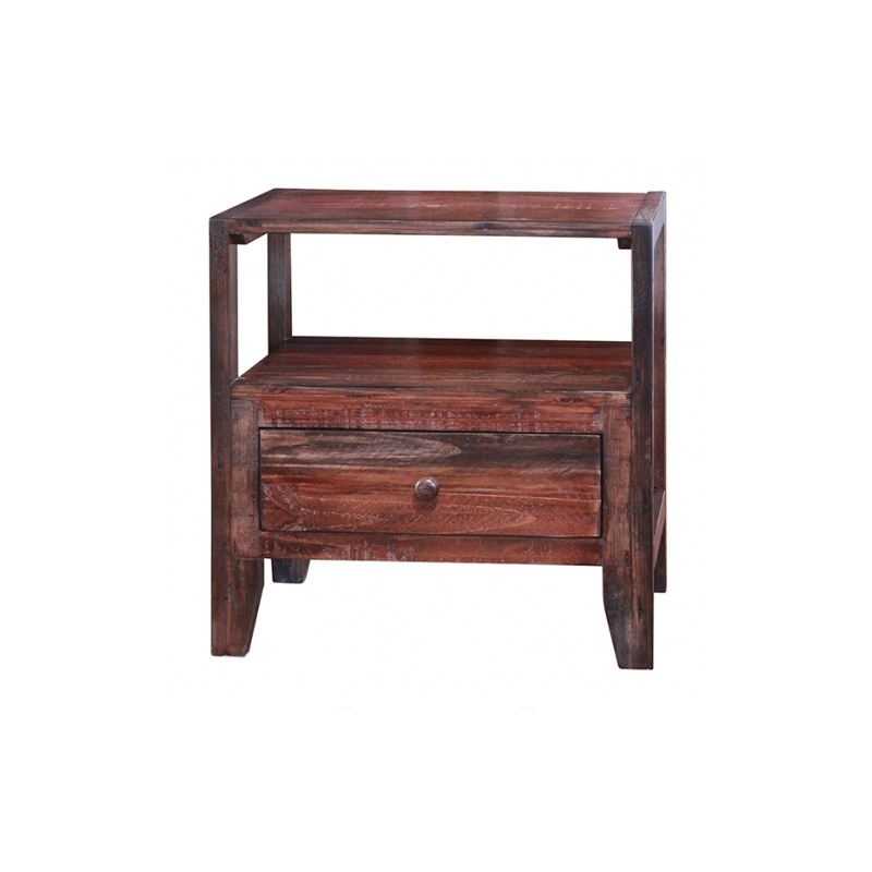 1 Drawer Nightstand Ifd916ntst 916 Vecchia International Furniture Direct Furniture At Denver