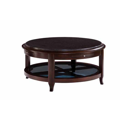 Round Cocktail Table 92 024 Alston Kincaid Furniture At Denver Furniture Center Denver Nc