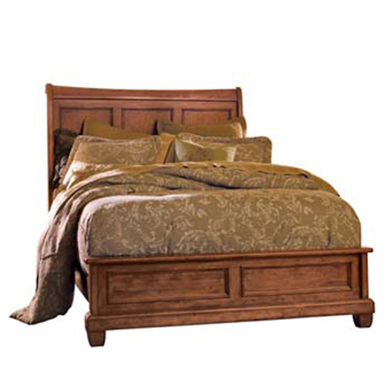 Low Profile Bed Queen 96 150 Tuscano Kincaid Furniture At Denver Furniture Center Denver Nc
