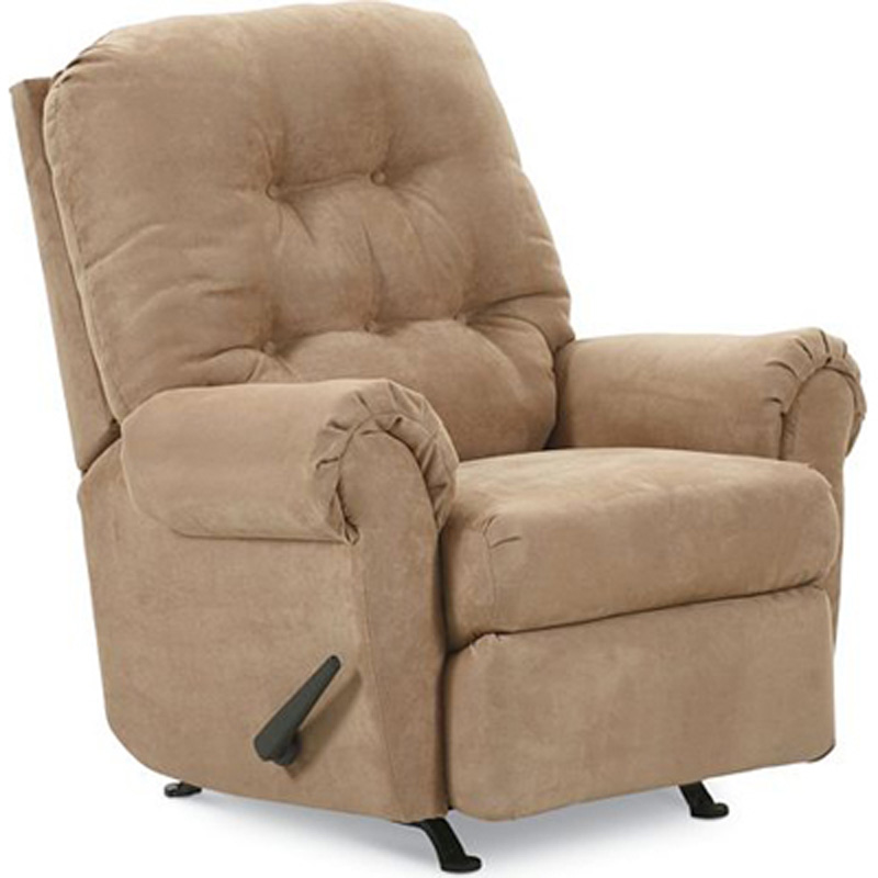 Jitterbug hide a chaise rocker recliner 11948 recliners for Belle hide a chaise high leg recliner