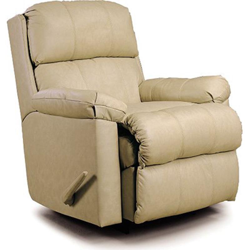 Timeless pad over chaise rocker recliner 1740 recliners for Belle hide a chaise high leg recliner
