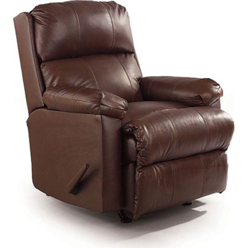 Timeless pad over chaise wall saver recliner 1340 for Belle hide a chaise high leg recliner