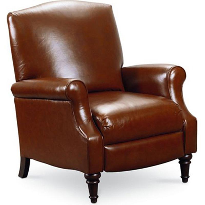Chloe hide a chaise high leg recliner 2511 recliners lane for Belle hide a chaise high leg recliner