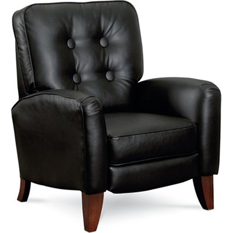 Hide a chaise high leg recliner 2532 fritz lane furniture for Lane furniture
