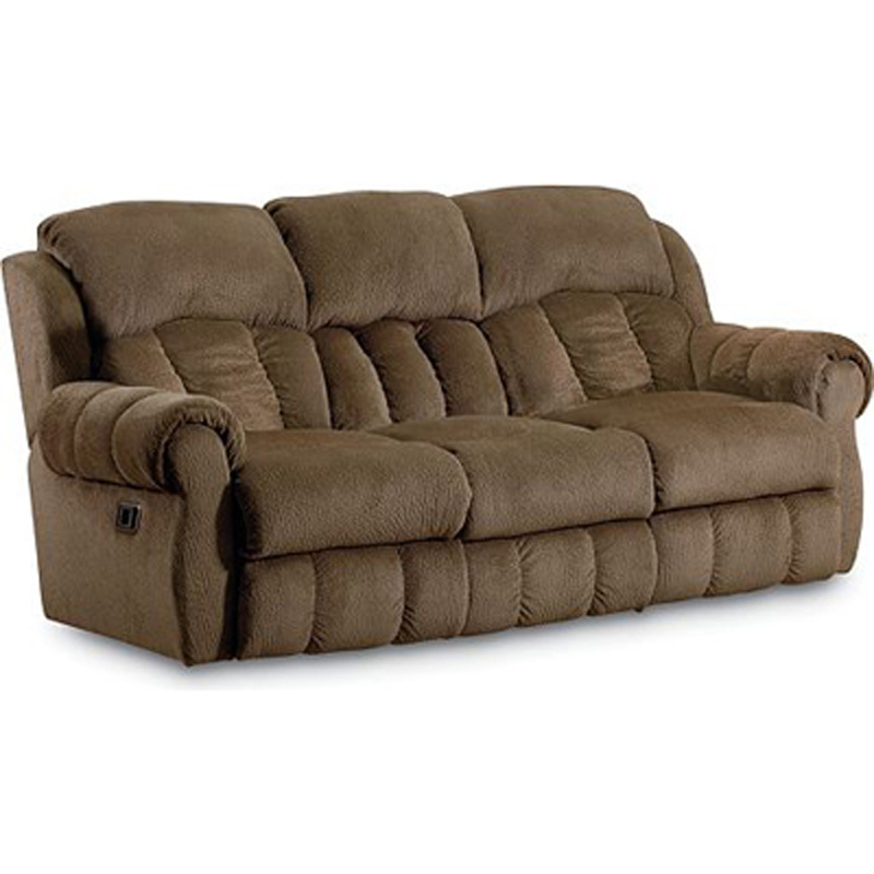 Double reclining sofa 351 46 hawkeye lane furniture at for Lane furniture