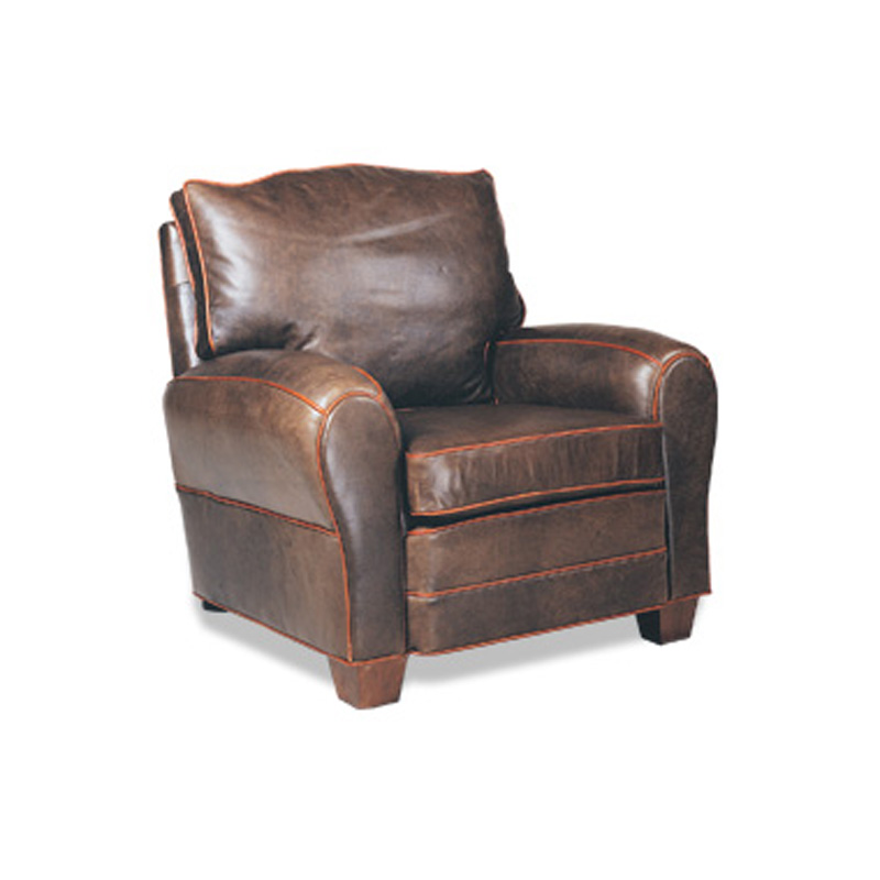 Exceptional Leather Chair Stetson McKinley Leather