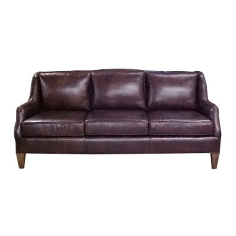 Perfect Leather Sofa Rogers McKinley Leather