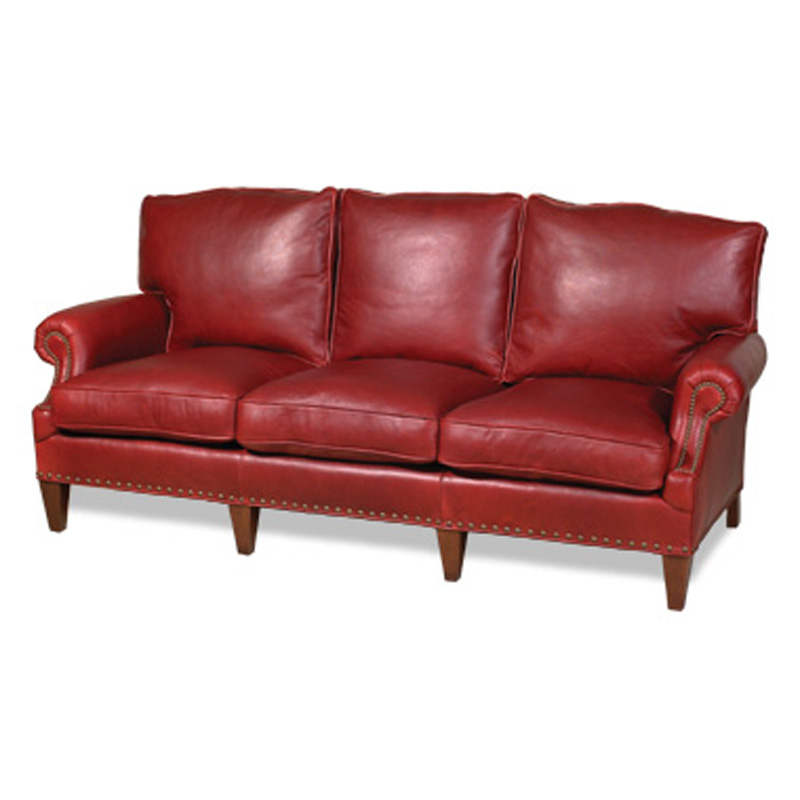 Superior Leather Sofa Kent McKinley Leather