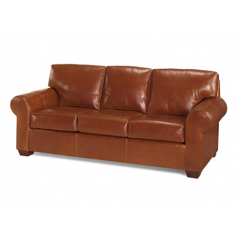 Leather Sofa 3824 89 Maddox Mckinley Leather Furniture At