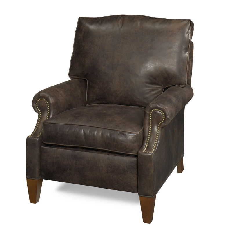 Leather Recliner Kent McKinley Leather