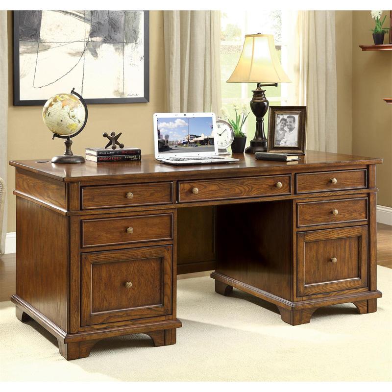 Riverside Home Office Executive Desk 44732: Executive Desk 65530 Marston Riverside Furniture At Denver