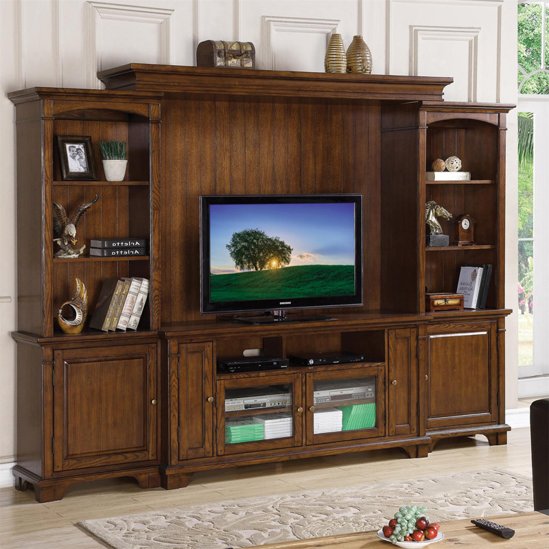 entertainment wall 65540 marston riverside furniture at