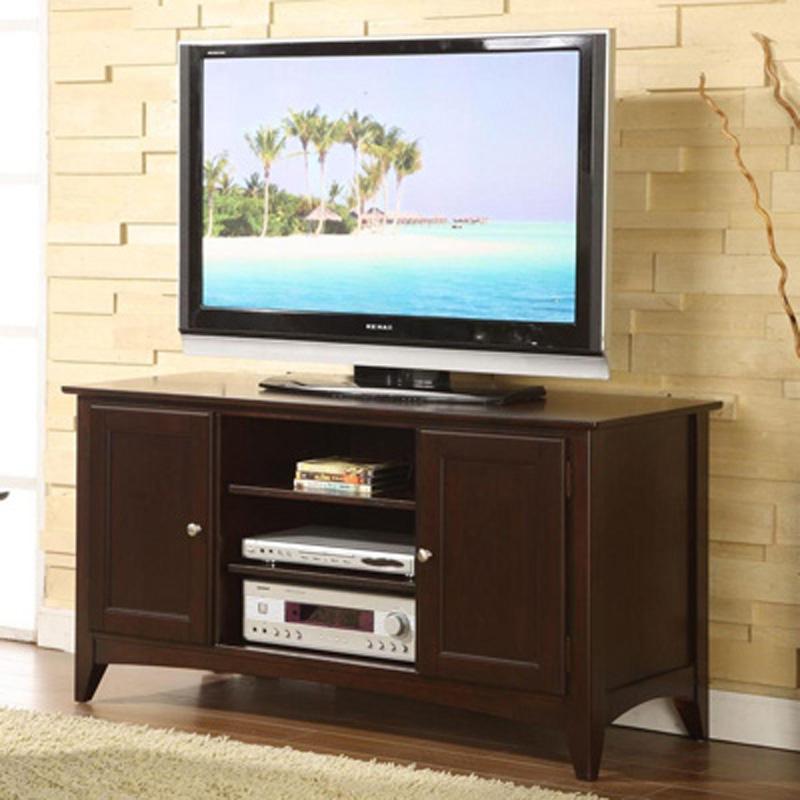 52 inch tv console 66046 metro ii riverside furniture at. Black Bedroom Furniture Sets. Home Design Ideas