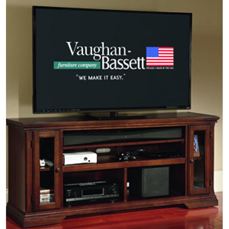 66 inch sound bar media center 65 651 traditional vaughan