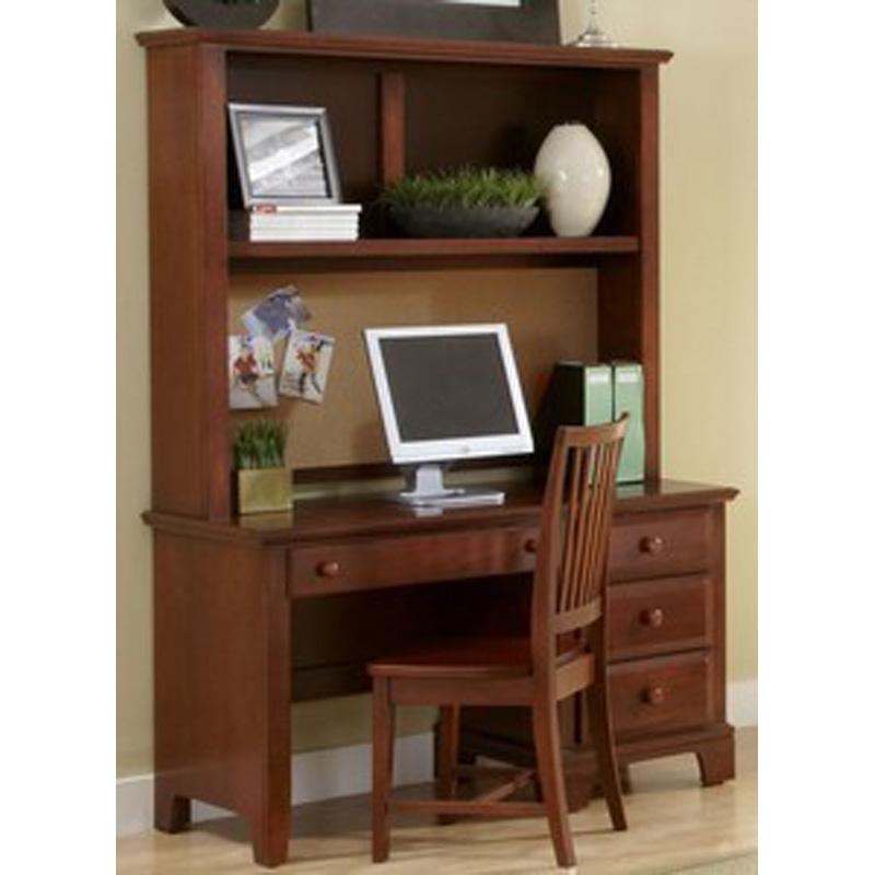 Bassett Furniture Denver: Computer Hutch Barnburner FIVE-779 Hamilton Franklin